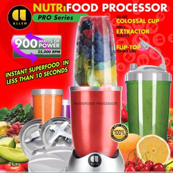 Allen NutriFood Processor Pro Series 900W Price Philippines