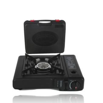AS SEEN ON TV 3 IN 1 Cassette Cooker Portable Gas Stove With box black