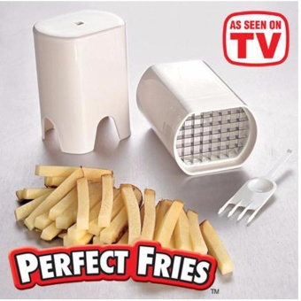 As seen on TV Natural CUT for Perfect FRIES One Step French Fry Cutter
