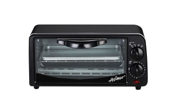 ASIAGO Oven Toaster 6L (Black)