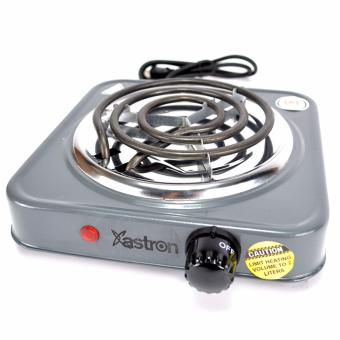 Astron ES-171 Single Electric Stove (Gray) - 2