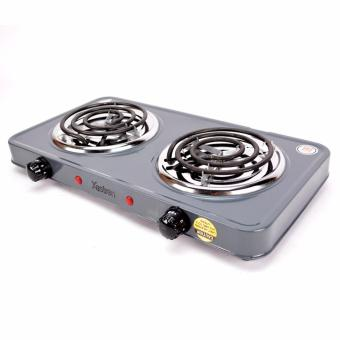 Astron ES-271 Double Electric Stove