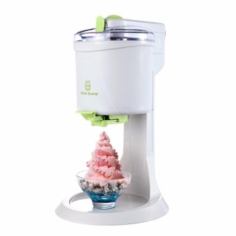 Automatic Snow Cone Ice Cream Maker Machine - intl