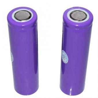 Auxis 4800mah Rechargeable Li-ion Battery for Min iFan Set of 2
