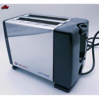 Bajaj Auto Pop up Bread Toaster 750W (Black)