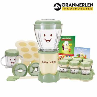 Best Deals Baby Food Maker Blender (Light Green)