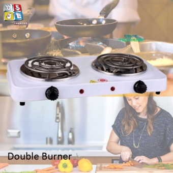 Best Quality 1000W Double Burner JX-2020B Hot Plate Electric Cooking Price Philippines