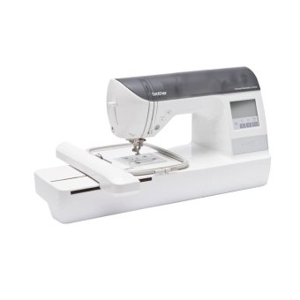 Brother NV750E Sewing Machine White
