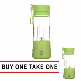 Buy One Take One Rechargeable Mini Portable Juicer Blender