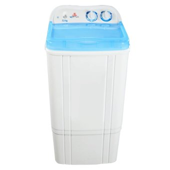 Camel Single Tub Washing Machine WMST-K75 7.5kg (White-Blue)