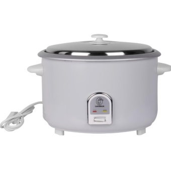 Caribbean Commercial Rice Cooker CBRC-6000 / WHT 30c
