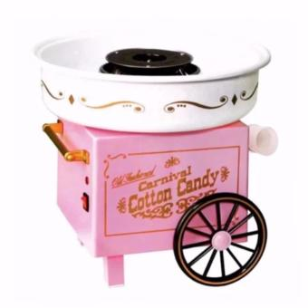 Carnival Cotton Candy Maker (Pink)