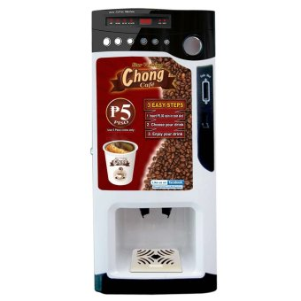 Chong Cafe One Vending Machine - Chong Cafe Phils Price Philippines