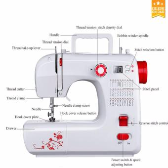 D&D FHSM-702 Microcomputer Double Thread Automatic Pedal MultiSewing Machine - 2