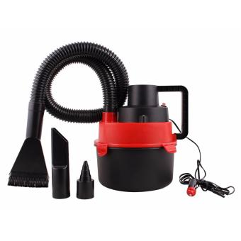 DC12V Monlove Wet and Dry Portable Car Vacuum Cleaner (color may vary)