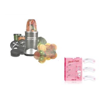 Demotech 12 Piece Set Nutri Super Bullet Power Blender with MiniBrow Class Price Philippines