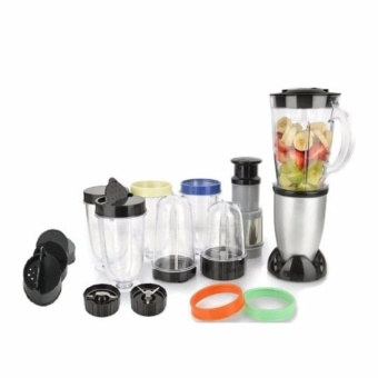 Demotech 21 Piece Multi-Functional Blender Food Processor Mixer
