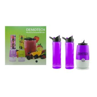 Demotech Mix & Go Personal Blender (Violet) Price Philippines