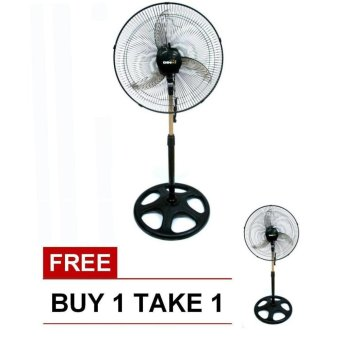 "Denki DSF-18 18"" Banana Blade Stand Fan BUY 1 TAKE 1 Price Philippines"
