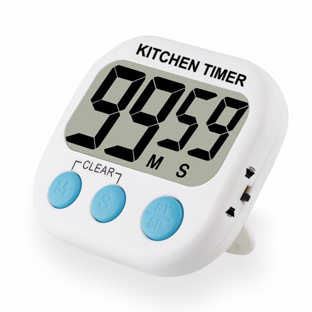Philippines | Digital Kitchen Timer Large Screen Loud Alarm Sound ...