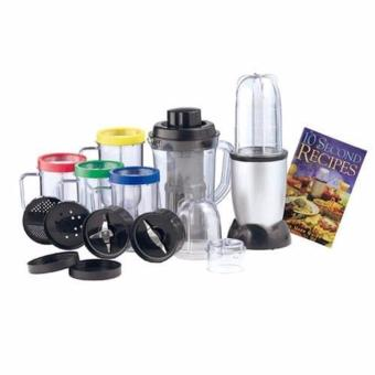 Domotech High Speed Blender/Mixer Multifunctional Food Processor 21Pieces Set