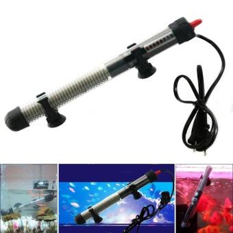 Eachgo 100W Adjustable Aquarium Mini Submersible Fish Tank Water Heater - intl ...