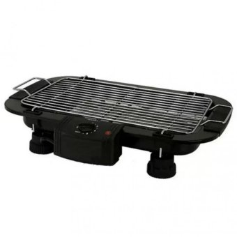 Electric Barbecue Griller (Black)