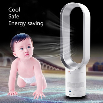 Electric Household Tower Fans 16inch Oscillating with Remote Control Blow Cold Air Cool for Whole Room German Technology Three Color - intl - 4