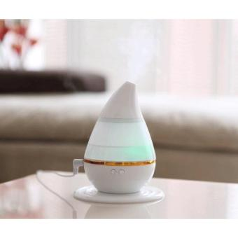 Electric Ultrasound Atomization Diffuser Cool Mist Humidifier(White) - 2