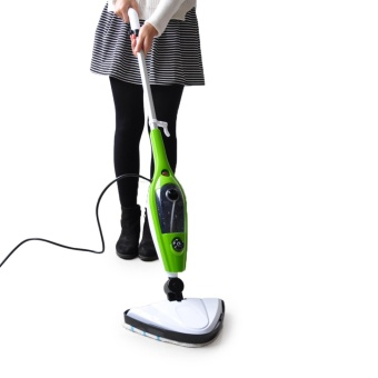 Family 10 in 1 Steam Mop Steam Cleaner Floor Carpet Vapor SweeperSteamer Express Ship Vacuum Cleaners