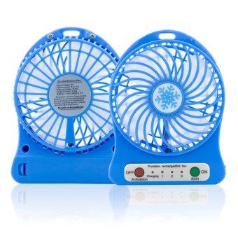 Frost Portable Rechargable 4.5W Mini Fan (Blue) - picture 2