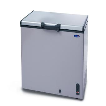 Fujidenzo 9 cu. Ft. Chest Freezer or Chiller FCG 90 PDF (Silver)