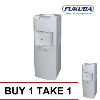 Fukuda FWD799ST Stand Type Normal, Hot and Cold Water Dispenser(White) Buy 1 Take 1