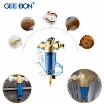 GEE BON Water Cleaner Filter/Whole House Water FiltrationSystem,Lead water purifier