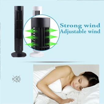 GMY 2-Speed USB Tower Fan (Black) - 5