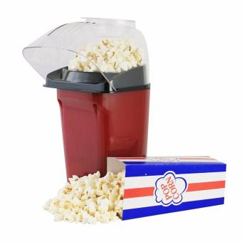 GMY Hot Air Popcorn Machine - Healthy Popcorn Maker (Red) Price Philippines