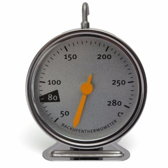 Good Quality Stainless Steel Oven Cooker Thermometer Temperature Gauge M1180