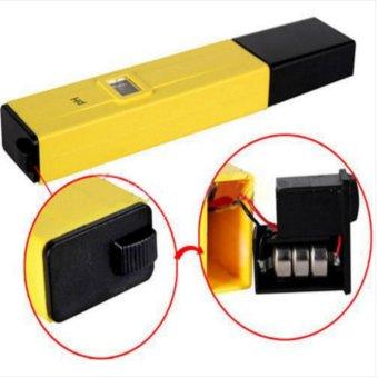 Good Service Digital Ph Measurer Gauge Yellow Meter Tester Aquarium Pool Water Test Chemistry - intl - 4