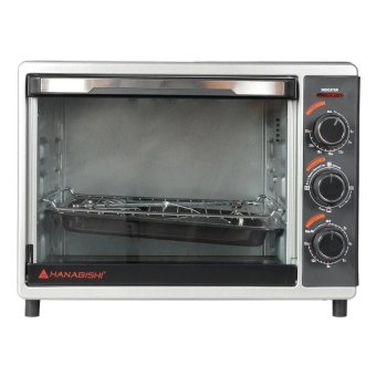 Hanabishi HEO-30SS Electric Oven 30L (Black)