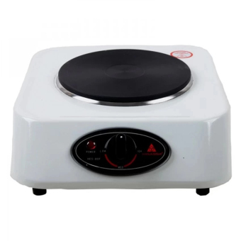 Hanabishi HES 80F Electric Stove Single Plate (White)