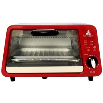 Hanabishi HO-23 Oven Toaster (Red) Price Philippines