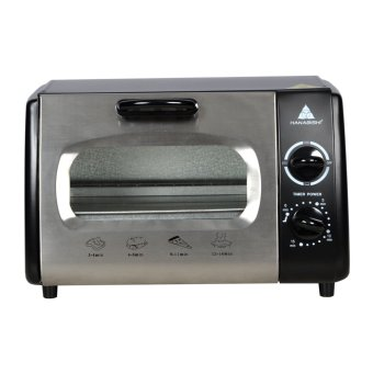 Hanabishi HO-88SS Oven Toaster 9L (Black) Price Philippines