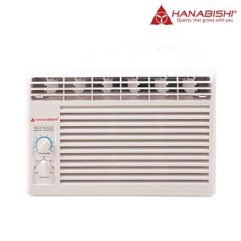 Hanabishi HWTAC 06U Window Type Airconditioner