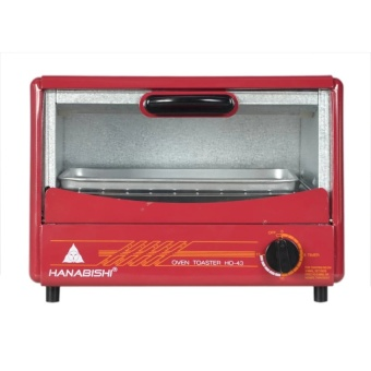 Hanabishi Oven Toaster Ho 43 - Red Price Philippines