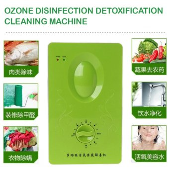 High Quality Food Purifiers 400mg/h Ozone disinfection of householdcleaning vegetables and fruits and vegetables detoxificationcleaning machine - intl