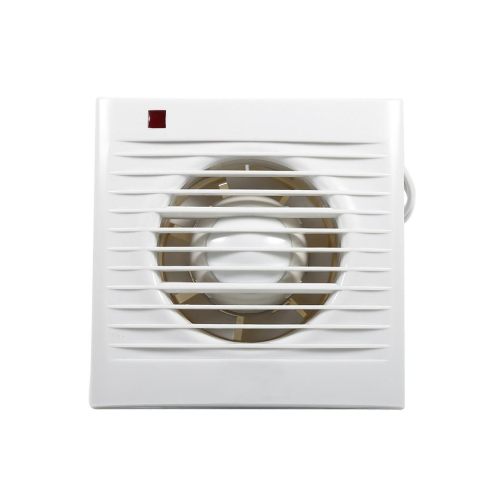 Home Appliances Exhaust Fans Ventilating Extractor Fan Forbathroom Toilet Kitchen Window Wall Mounted 4lnch