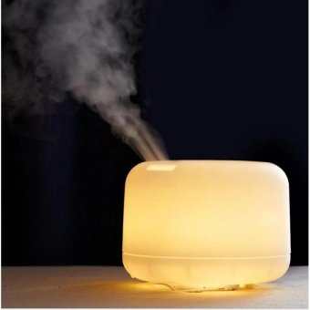 Hot Sell 300ml Essential Oil Diffuser Aroma Diffuser Humidifier with 3 Timer Settings 7-Color Changing LED Light Suitable for Living Room Office Child's Room Yoga And - intl - 2