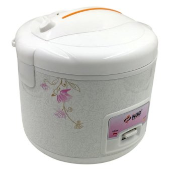 HUG 2-in-1 Jar Type 1.8L Rice Cooker w/ Steamer and Free Cup andSpatula