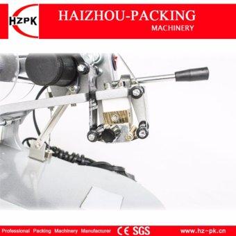 HZPK Coding Machine Hand Pressure Color Ribbon Hot Printing Machine Plastic Production Date Number Code Date Printer DY-8 - intl - 5