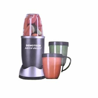 Harga Demotech 12 Piece Set Nutri Super Bullet Power Blender